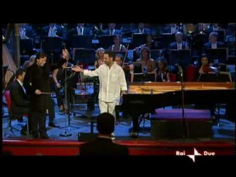 Prix Italia - Rhapsody in Blue (gershwin) (1/3) - Bollani e  Orchestra Sinfonica Nazionale della Rai
