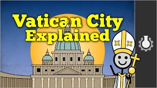 CGP Grey: Vatican City Explained