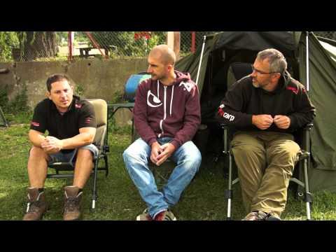 Carpmarathon Praha - rozhovor Mikbaits team