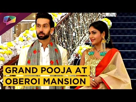 Anika Will Reveal Pinky's Truth? | Oberoi Brothers All Set For The Pooja | Ishqbaaaz | Star Plus