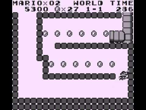 Super Mario Land - Super Mario Land Preview By LawknessMawnster-Vizzed Board - User video