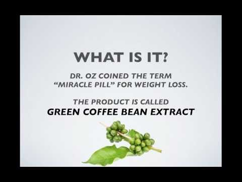 Green Coffee Bean Extract for Weight Loss and Fat Burn. Fact or Fiction