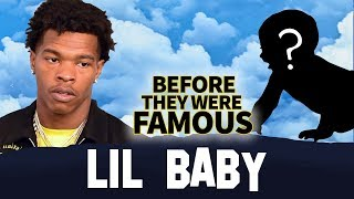 LIL BABY | Before They Were Famous | Rapper Biography