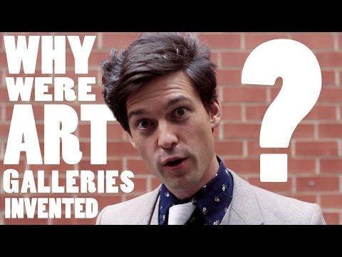 Art Galleries VS Reality Ep.1