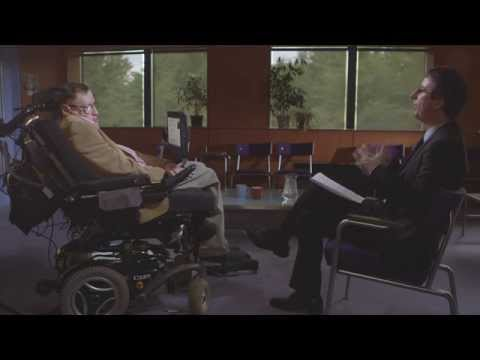 Last Week Tonight with John Oliver (HBO): Stephen Hawking Extended Interview