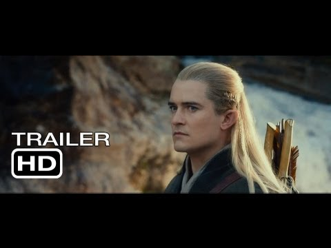 The Hobbit: The Desolation of Smaug - HD Main Trailer - Official Warner Bros. UK,