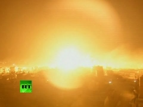 Video: Israel hits Hamas HQ, Rafah tunnels near Gaza-Egypt border