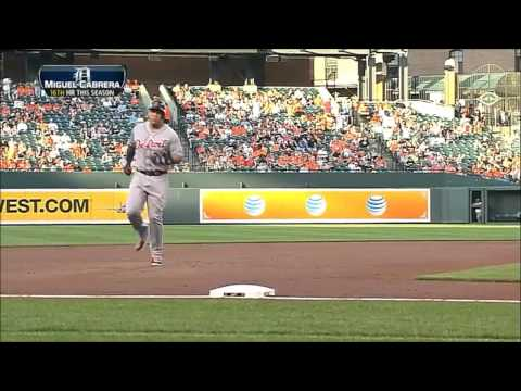 Miguel Cabrera Highlights 2013