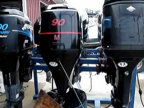 Used 90 Hp 4 Stroke Outboard For Sale Autos Post