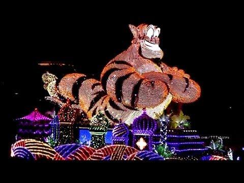 東京ディズニーランド30th anniversary of Tokyo Disneyland Electrical Parade