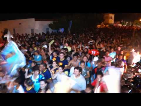 NOVA - Chamada da Grande Caminhada - Chiquinho do Peixe 11 (09.09.2012)