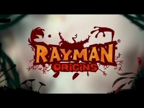 Обзор игры Rayman Origins