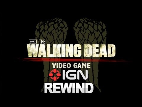 The Walking Dead Debut Trailer - IGN Rewind Theater