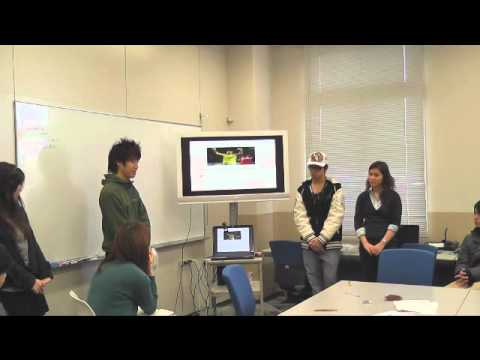 Student Presentations  6  Youth Culture