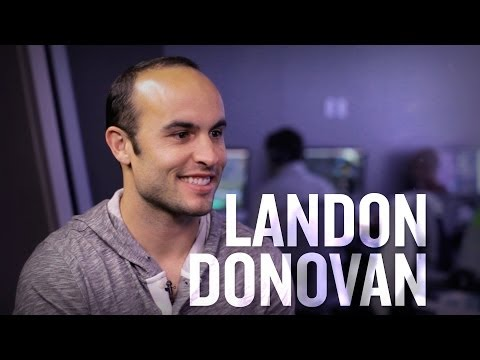 SB Nation interview: Landon Donovan on the World Cup, MLS, and USA's new kits