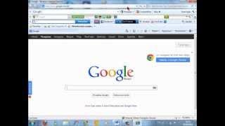Como Colocar O Google Como Página Inicial