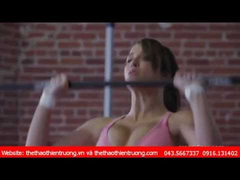 Con gái tập thể hình Gym