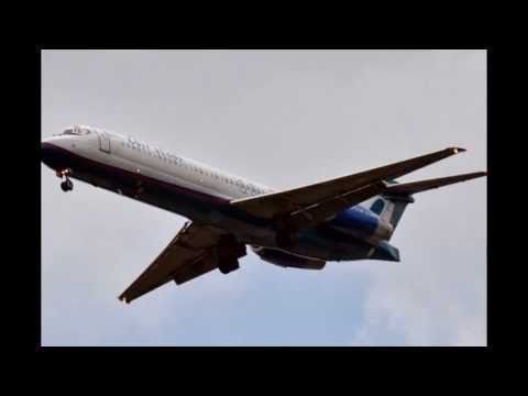 Plane Spotting in Memphis and at Memphis International Airport.