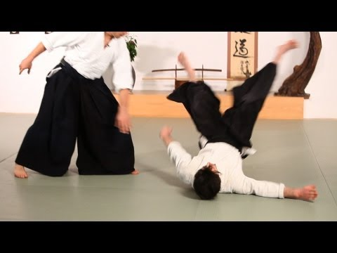 How to Do Tai Sabaki | Aikido Lessons