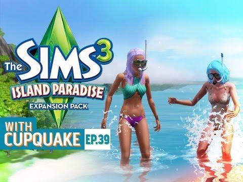 """SECRET ISLAND"" Sims 3 Island Paradise Ep 39"
