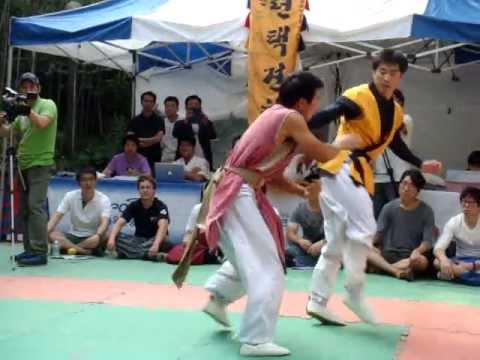 Korea Adventure: Part 42, Taekkyeon Martial Arts