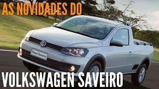 Volkswagen Saveiro 2014 Apresentação José Loureiro