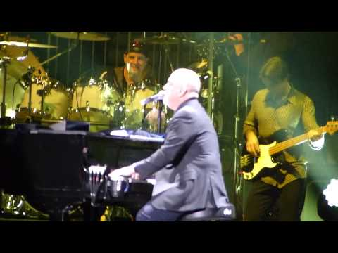 Captain Jack - Billy Joel, Madison Square Garden, Feb. 3, 2014