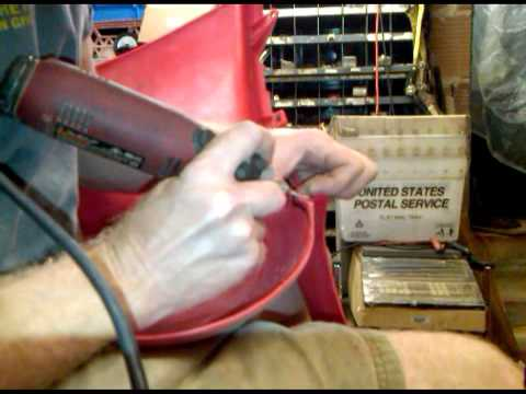 How To Cut & Polish Out Edges of Plastic ATV ATC UTV Fenders