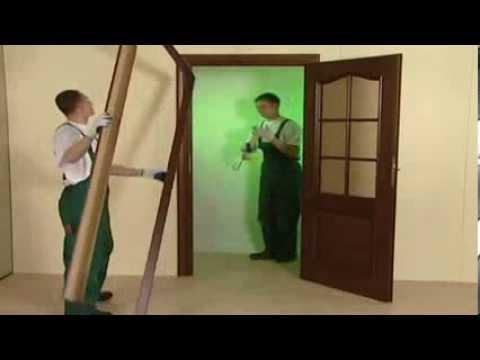 Drzwi z regulowaną ościeżnicą