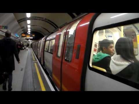 Series 8 Episode 7 - London Underground