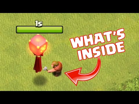 WHAT HAPPENS WHEN U REMOVE GLOWY LANTERN IN CLASH OF CLANS | COC JANUARY UPDATE 2020 |