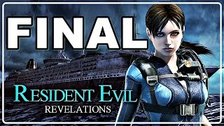 Resident Evil Revelations Detonado (Walkthrough) Parte