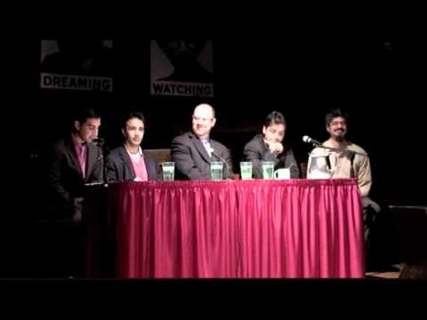Islamophobia Panel w/ Shahid Buttar, Wajahat Ali, Corey Saylor, Fouad Pervez, and Faiz Shakir - Pt 1