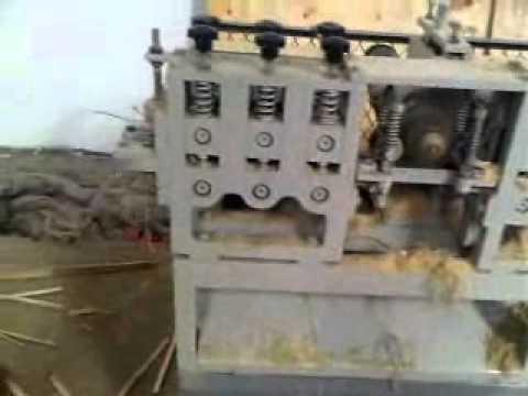 Mesin Penipis Bambu Panjang  - Jalu Teknik