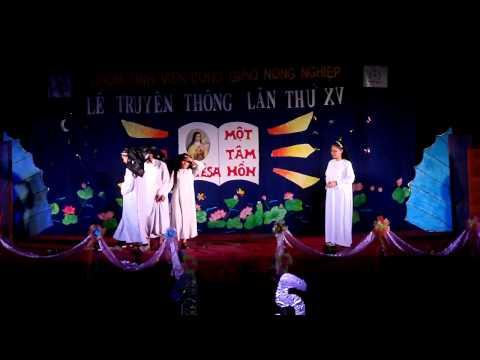 Lễ Truyền Thống Svcg Nông Nghiệp lần thứ 15 -  Hài kịch Teresa