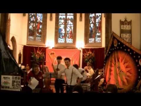 Tango ensemble for imibala benefit 2014