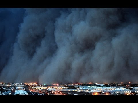 ARIZONA US DUST STORM!! Deadly TRAGEDY!! 10.30.13