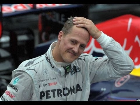 'FORMULA 1 IN STATE OF SHOCK' OVER SCHUMACHER SKIING ACCIDENT - BBC NEWS