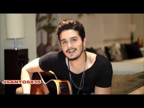 (Exclusivo), Luan Santana cantando