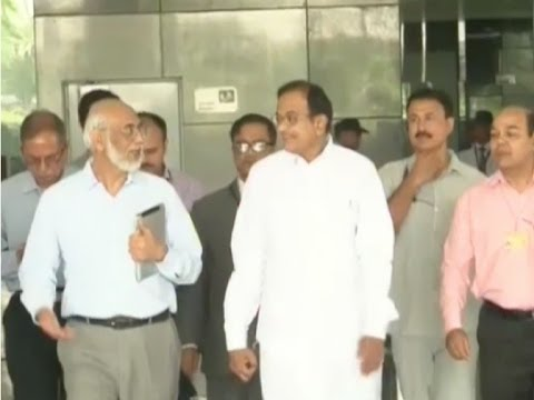 Chidambaram To Meet Bank Chiefs - Latest News