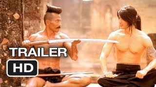 Muay Thai Warrior Blu-ray Release Trailer 1 (2013) Tony