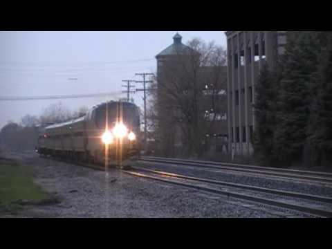 Amtrak (Wolverine), 04-06-2016