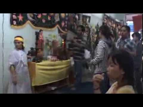 Lễ tang mẹ Huỳnh Thị Tốt-Diệu Phúc (Phần 3)