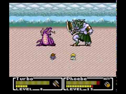 Final Fantasy - Mystic Quest -  Part 1 - User video