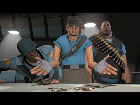 Team Fortress 2 - Špión
