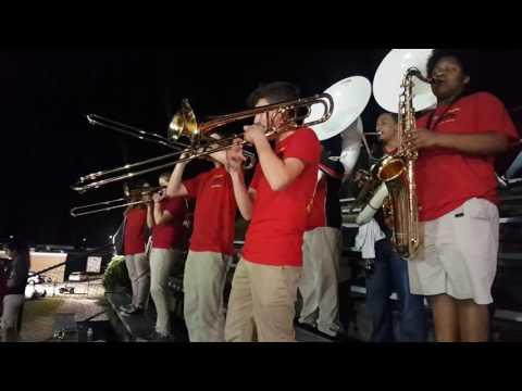 Snakepit / sonic boom  trombones and tubas