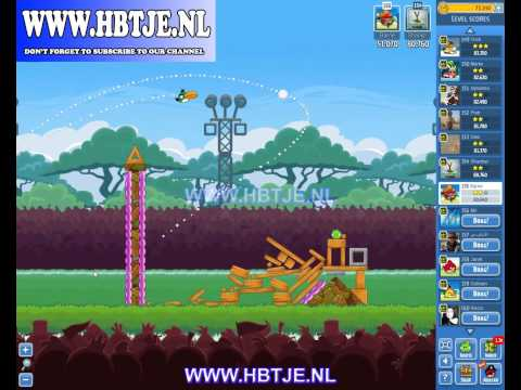 Angry Birds Friends Tournament Level 4 Week 97 (tournament 4) no power-ups