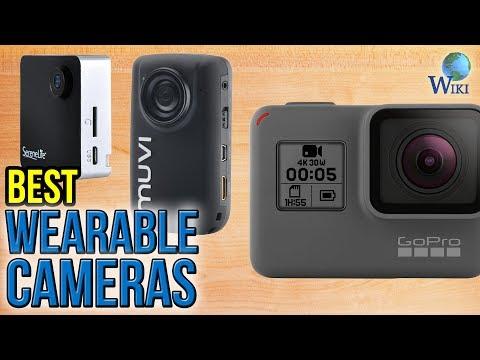 10 Best Wearable Cameras 2017