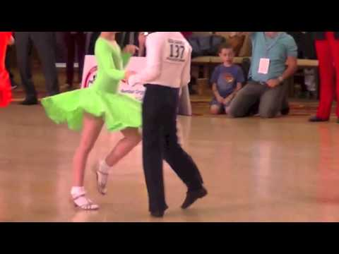 Preteen I Bronze Latin at USA Dance Nationals 2013