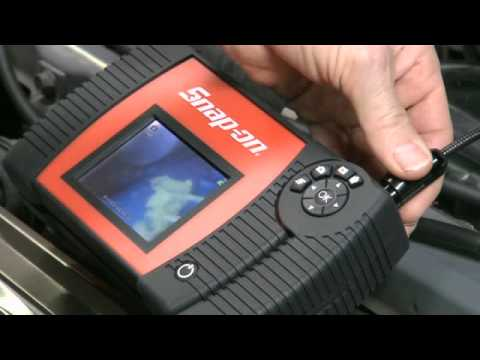 Snap-on Video Inspection Scopes - BK6000 & BK5500 Mission Possible: See What Others Can't